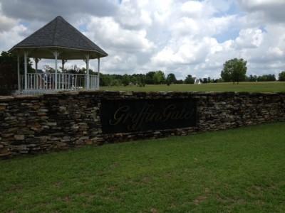 Griffin Gate Entrance