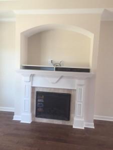 Hand fireplace