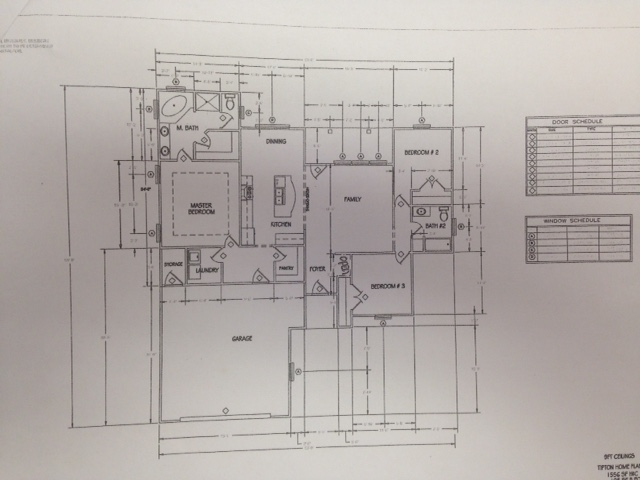 TIPTON FLOOR PLAN